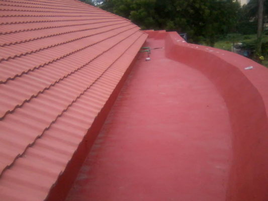 Waterproofing of Roof Terrace Using New Coat10